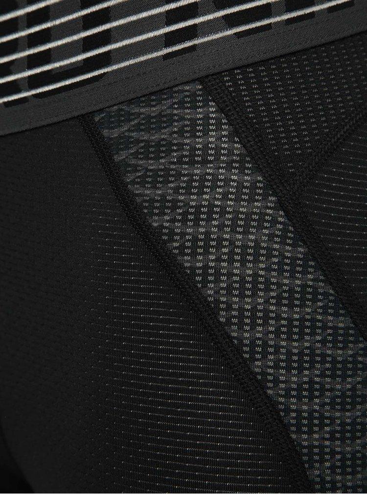 Černé pánské funkční kraťasy Nike Pro HyperCool