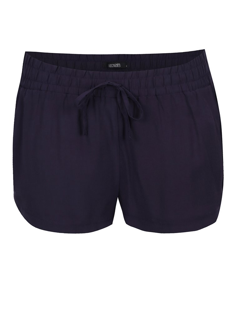 Pantaloni scurti bleumarin Haily´s Svenja