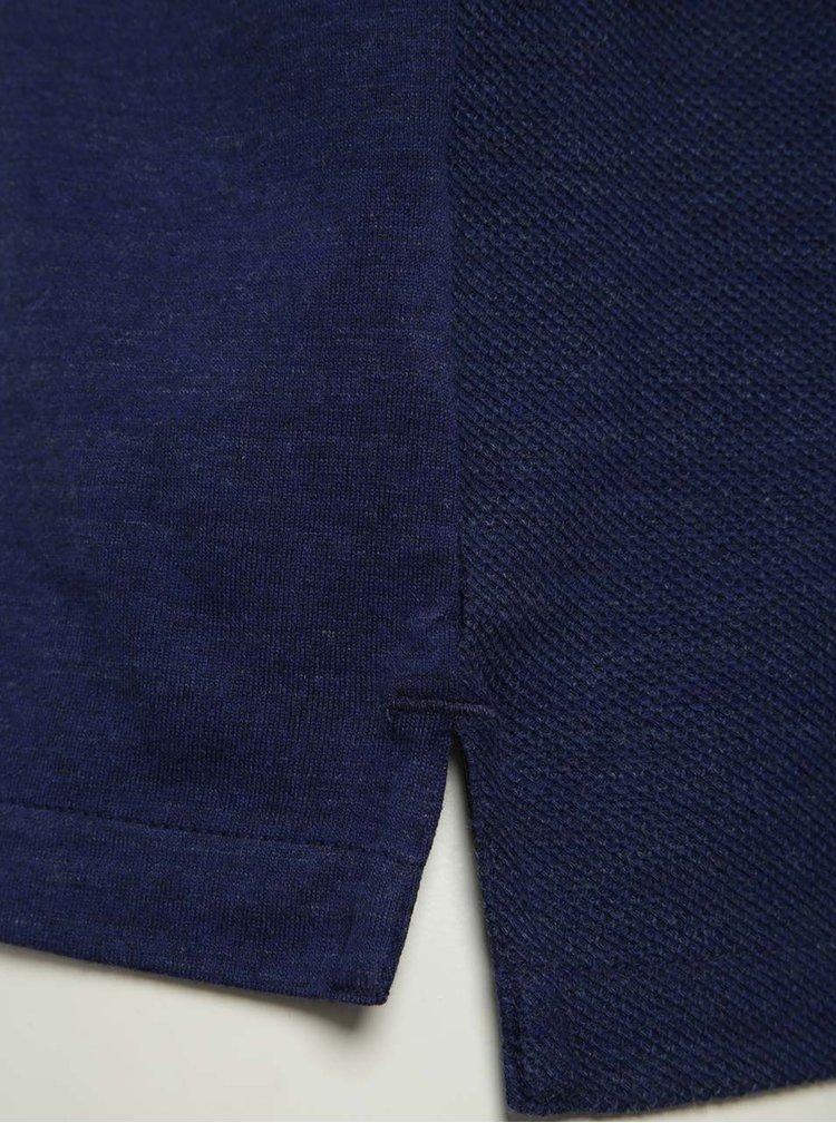 Maiou bleumarin melanj Nike Sportwear Advance 15