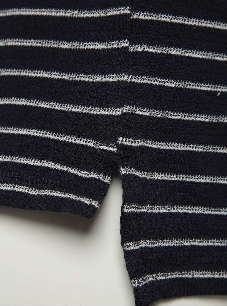 Tmavě modrý lehký svetr ONLY & SONS Pami