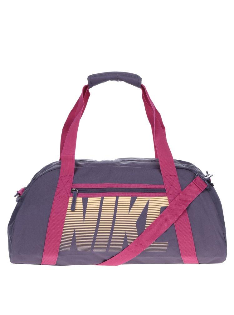 Geantă mov sport pentru femei Nike