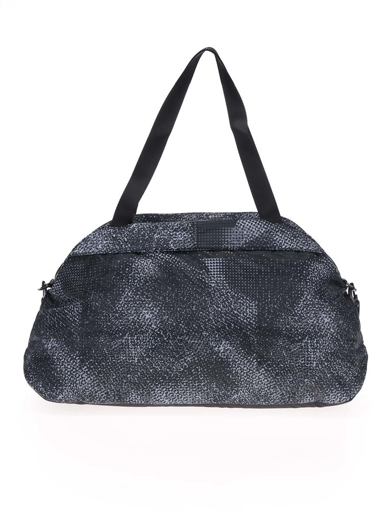 Šedo-černá dámská sportovní taška Nike