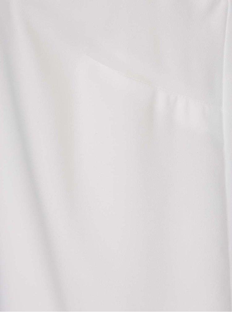 Top alb Dorothy Perkins cu bretele subțiri