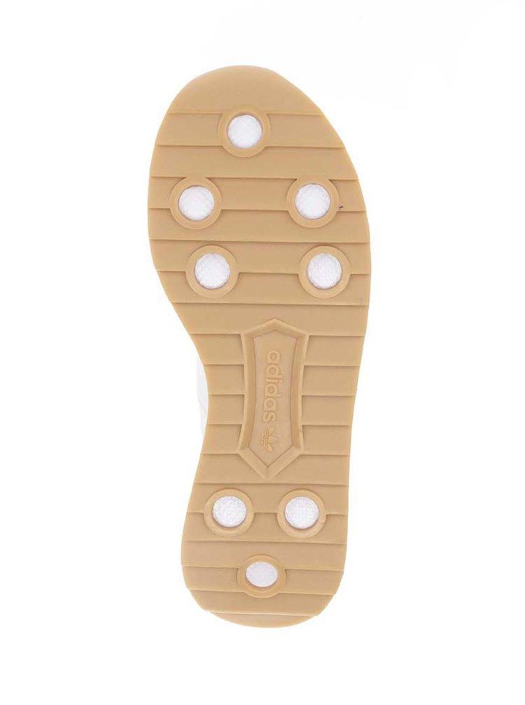 Krémové dámské tenisky adidas Originals Flashback