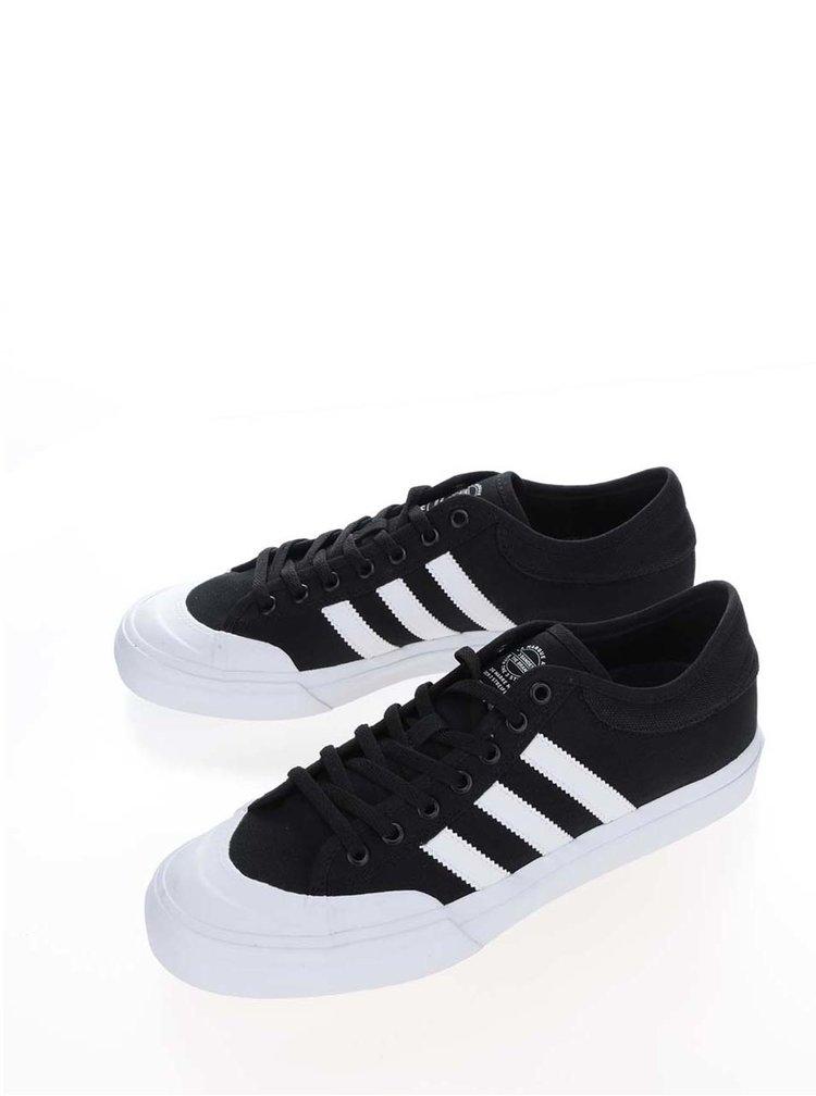 Černé pánské tenisky adidas Originals Matchcourt
