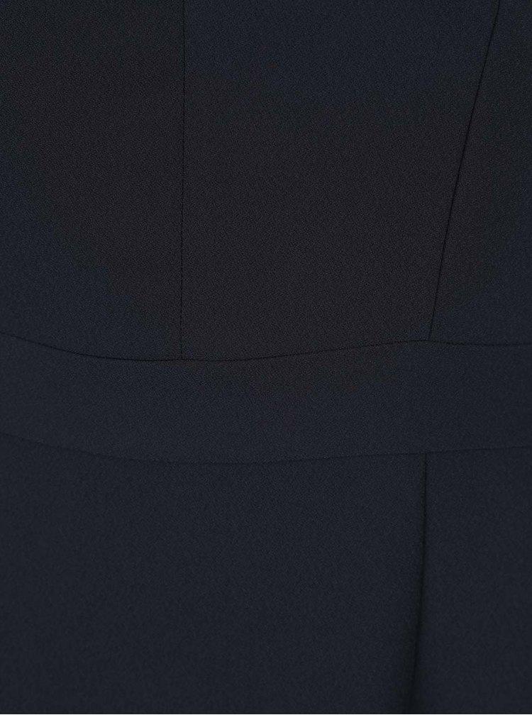 Rochie albastru inchis  Selected Femme New Smile cu decolteu in V