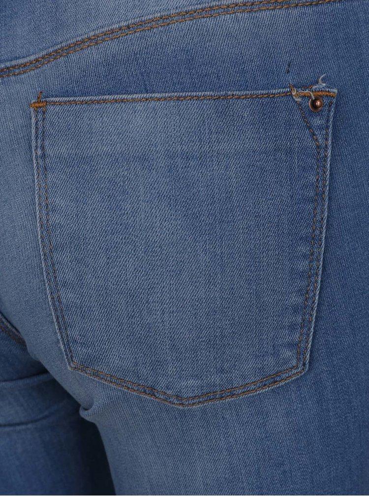 Světle modré super skinny džíny Dorothy Perkins Tall