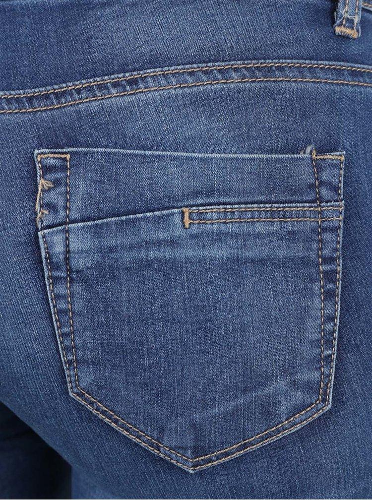 Tmavě modré džínové kraťasy Haily's Jane