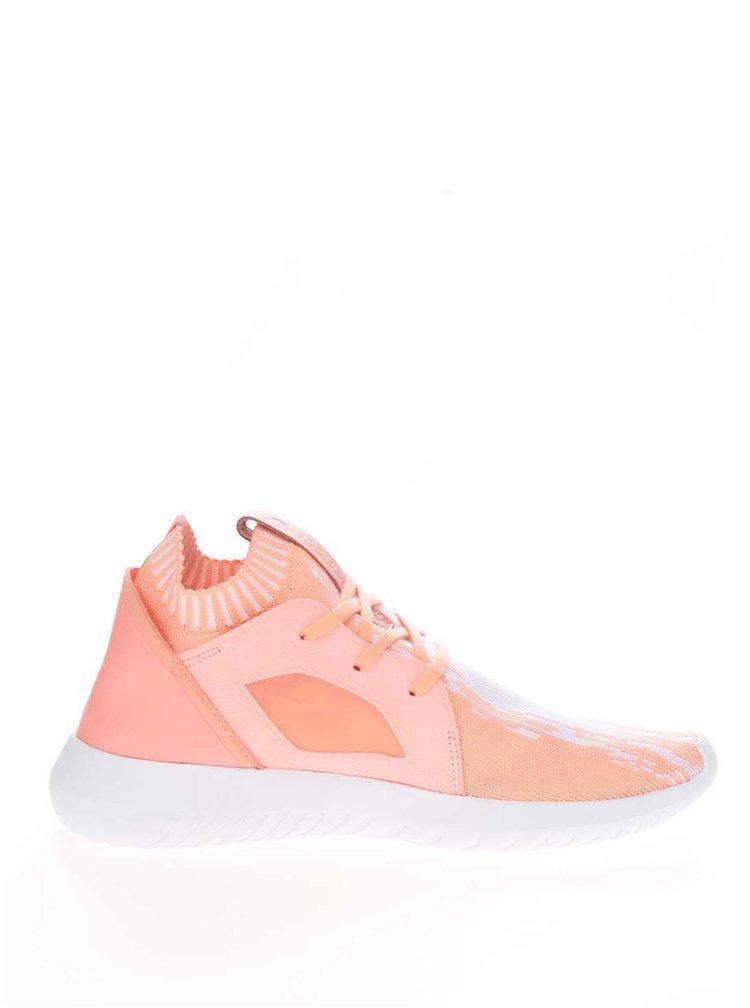 Oranžové dámské tenisky adidas Originals Tubular Defiantpk