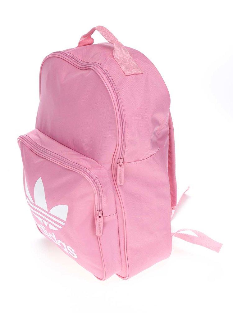 Růžový dámský batoh adidas Originals