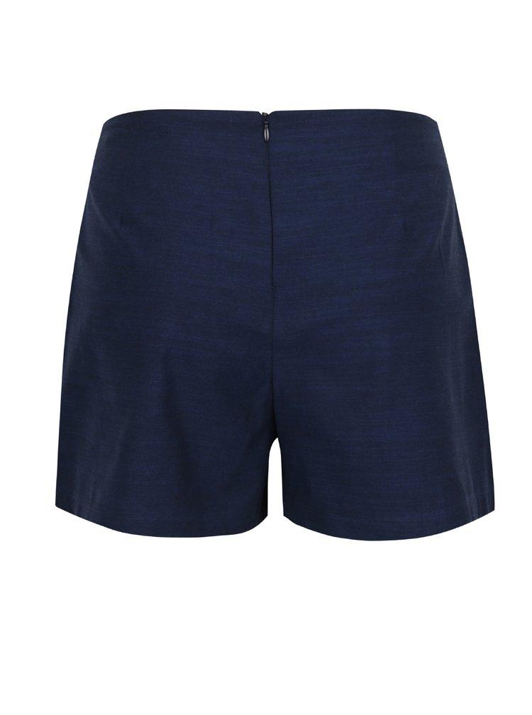 Pantaloni scurți albaștri ONLY Christelle