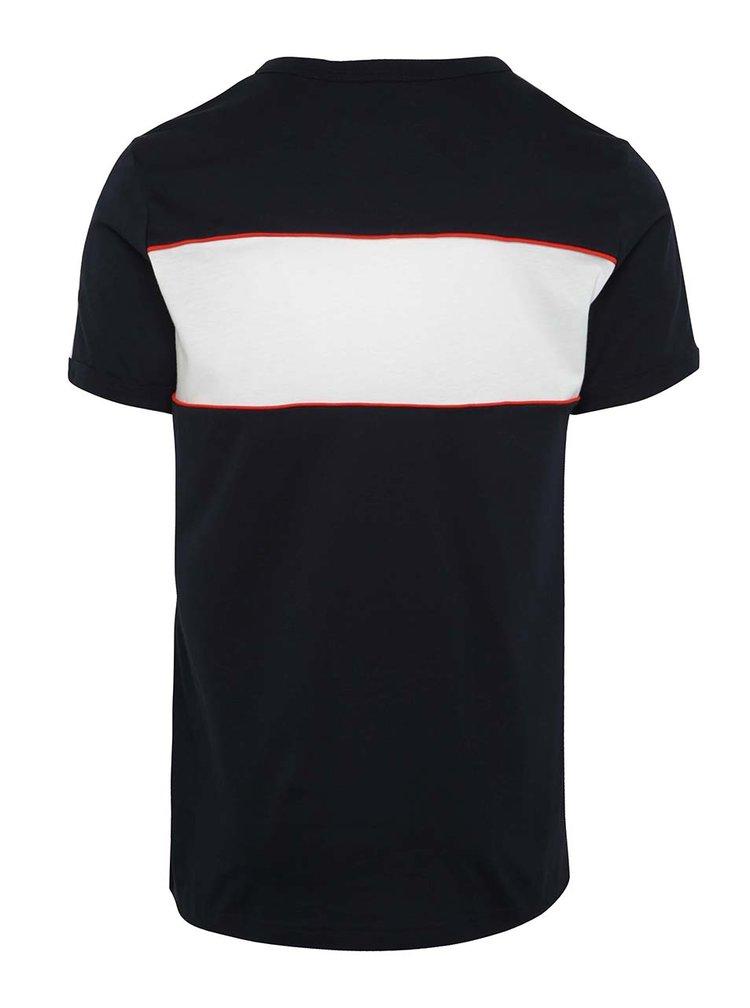 Tmavě modré pánské triko s logem adidas Originals