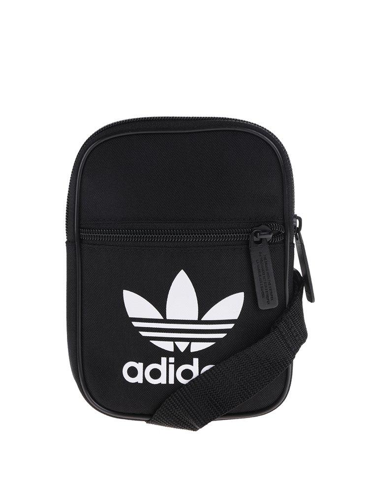 Černá malá unisex crossbody taška adidas Originals