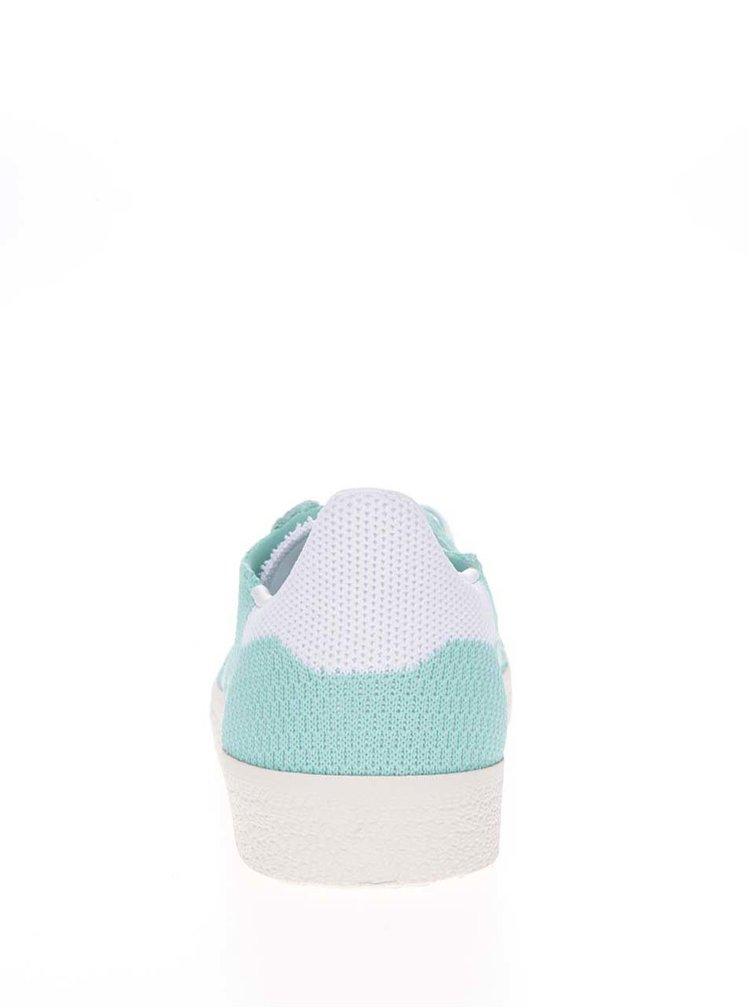 Mentolové dámské tenisky adidas Originals Gazelle