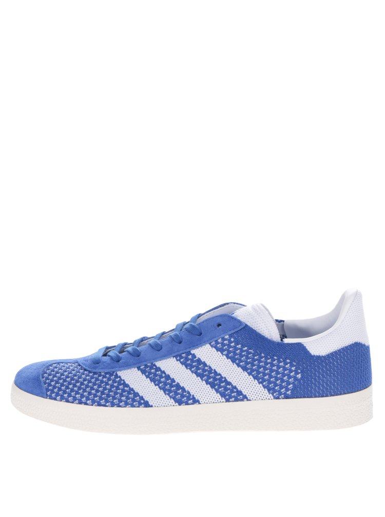 Modré pánské tenisky adidas Originals Gazelle