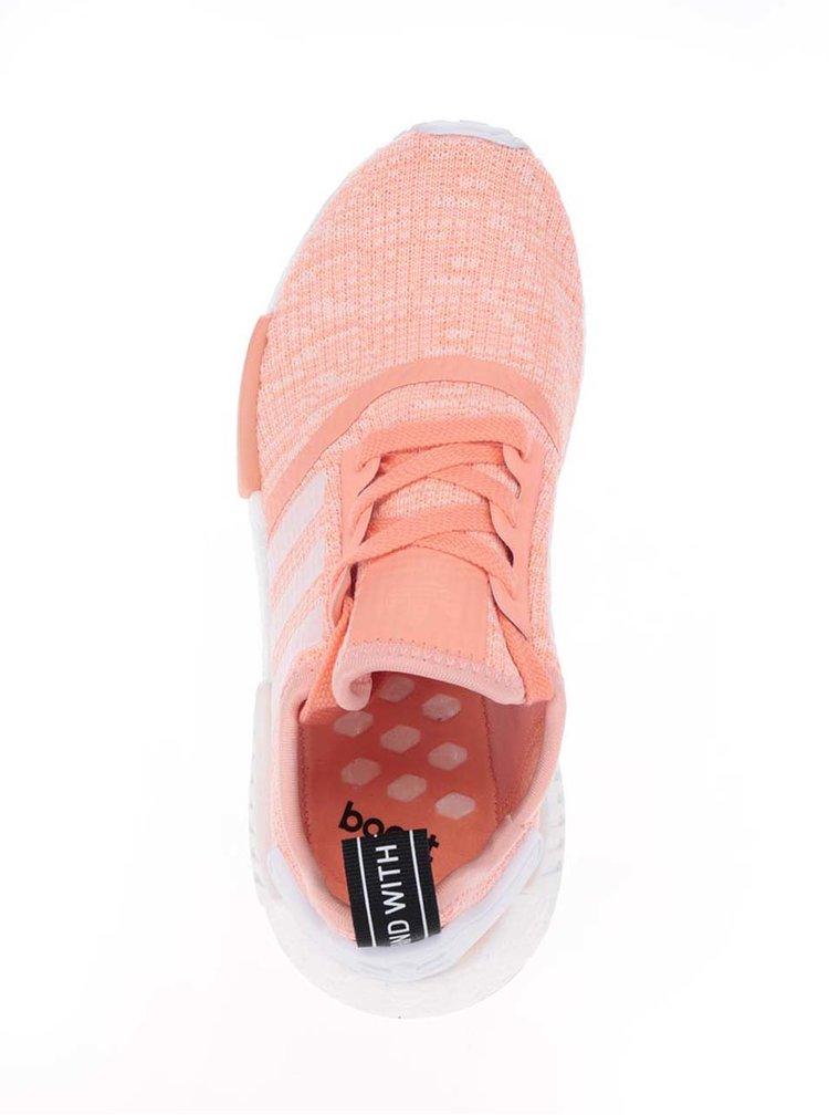 Pantofi sport portocalii adidas Originals NMD pentru femei