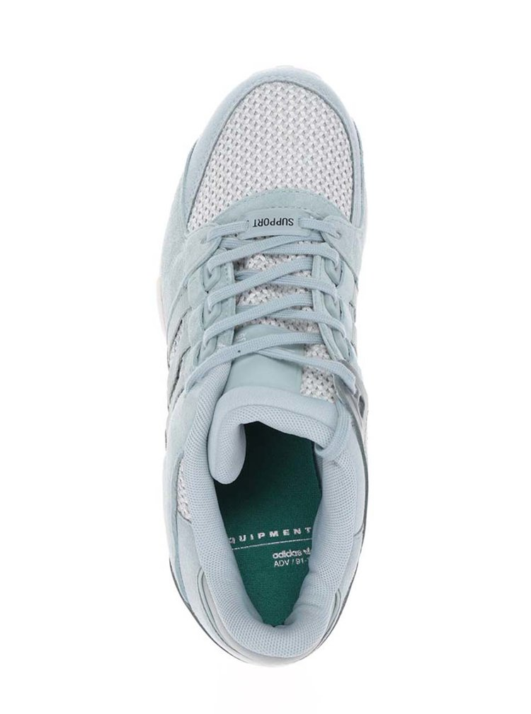 Zelené dámské tenisky adidas Originals Equipment Support