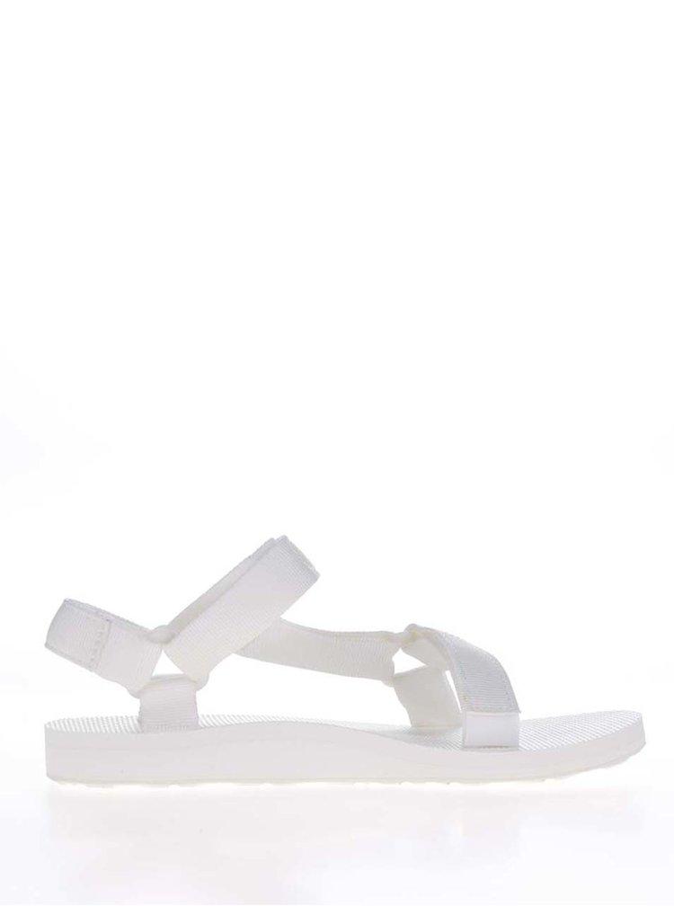 Sandale crem casual pentru femei Teva
