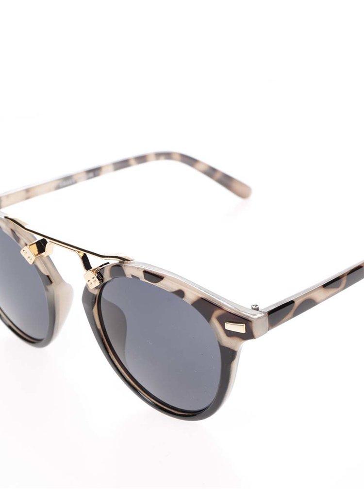 Ochelari de soare TALLY WEiJL cu model animal print