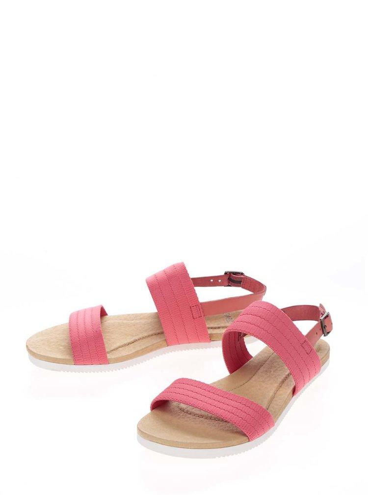 Růžové dámské sandály Teva