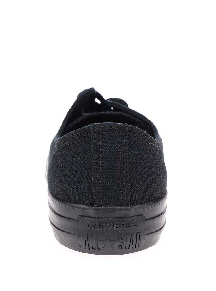 Černé unisex tenisky Converse
