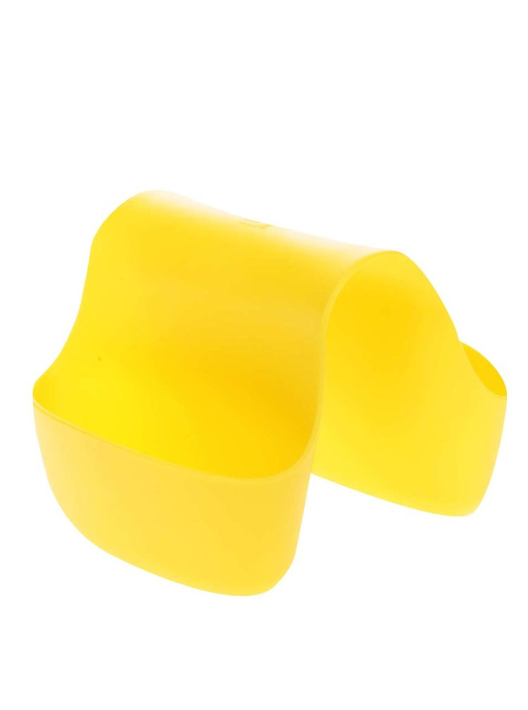 Suport de burete de bucătărie galben Umbra
