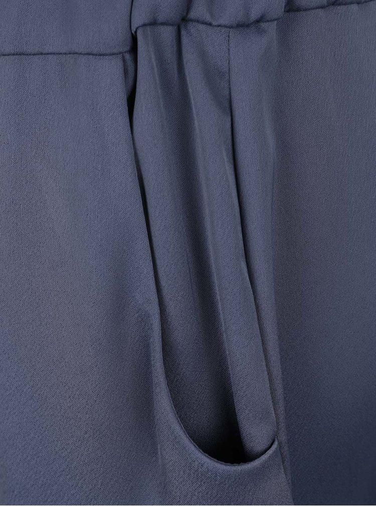 Salopeta albastra THAIS & STROE cu buzunare