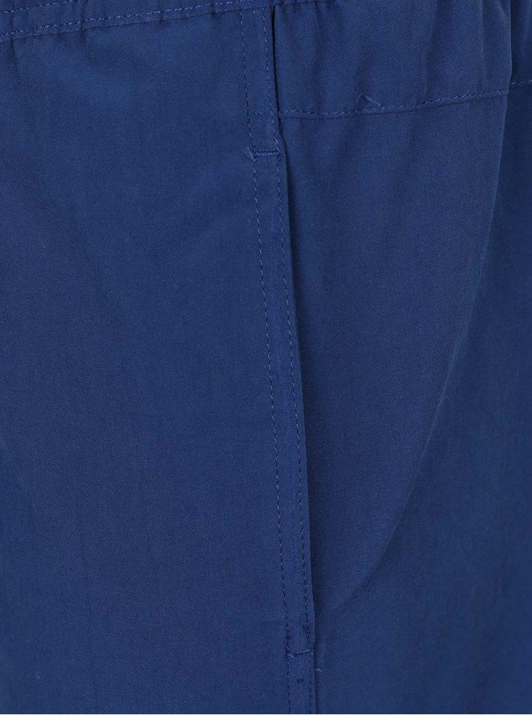 Modré pánské plavky Quiksilver Every Solid