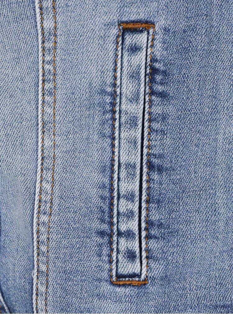 Modrá džínová bunda VILA Show