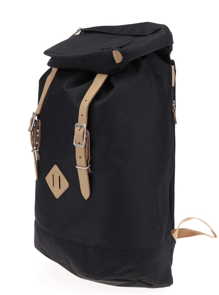 Rucsac negru The Pack Society 23 l unisex