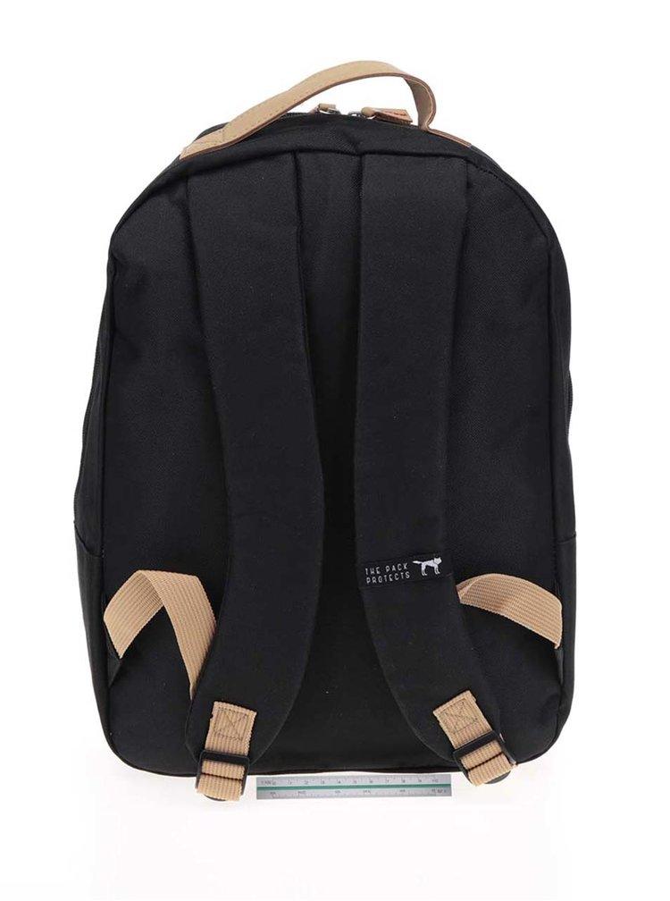 Černý unisex batoh The Pack Society 18 l