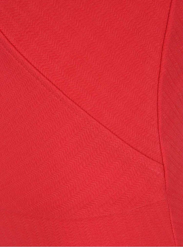 Rochie roșie VERO MODA Ellie