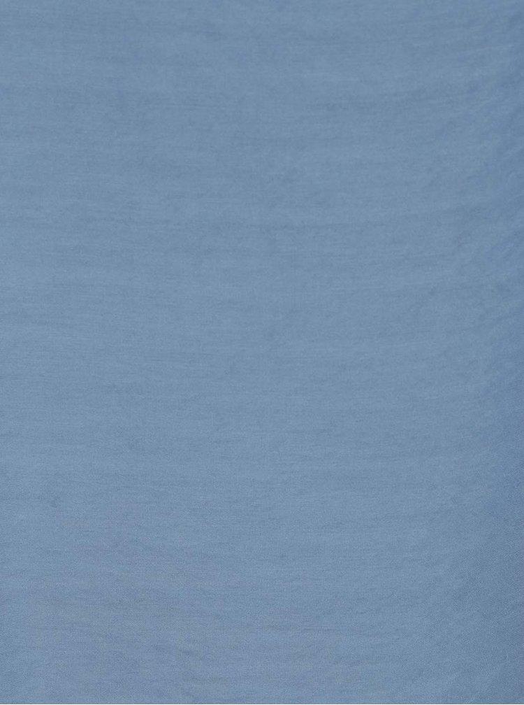 Top albastru VERO MODA Satino
