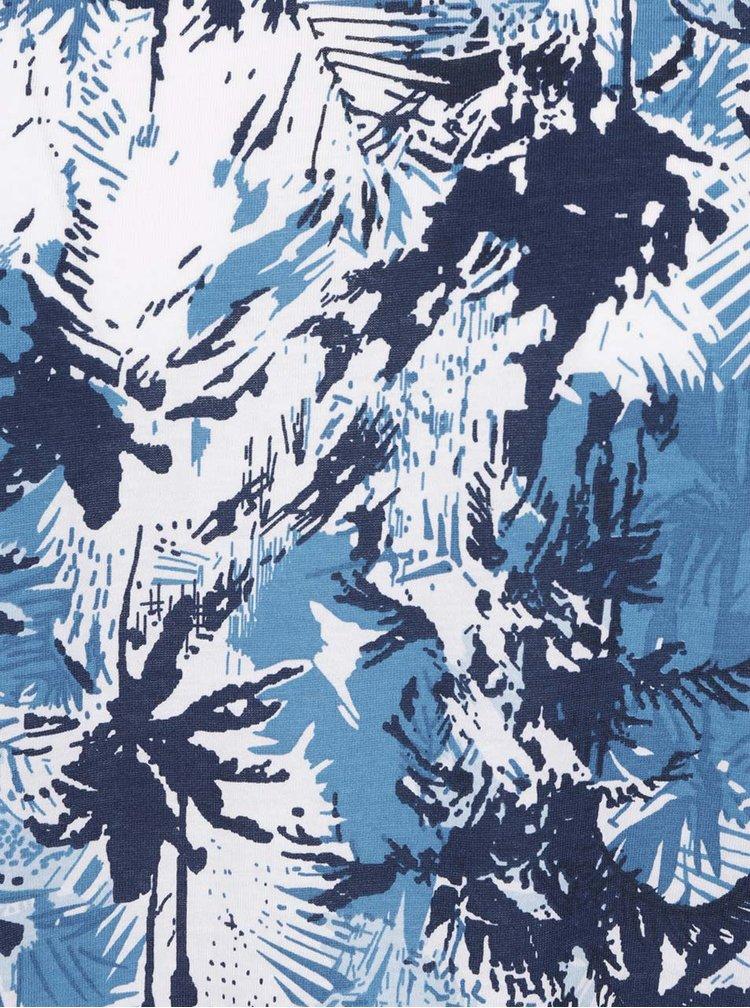 Tricou albastru ONLY & SONS Matty din bumbac