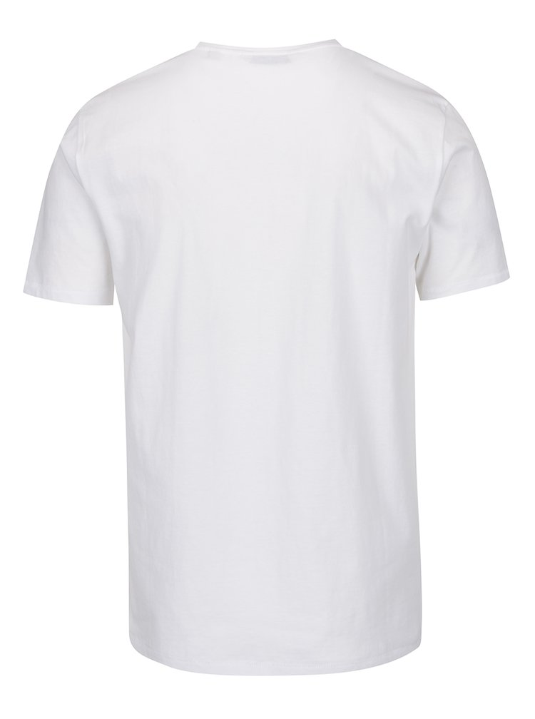 Tricou alb ONLY & SONS Sandy cu print