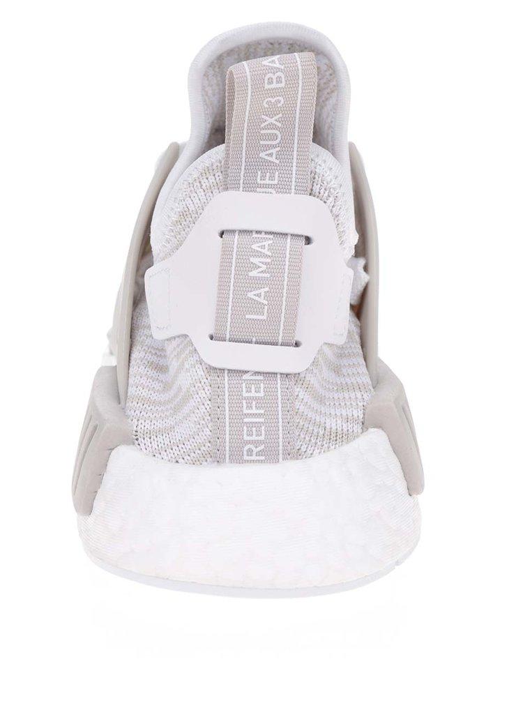 Šedé vzorované dámské tenisky adidas Originals