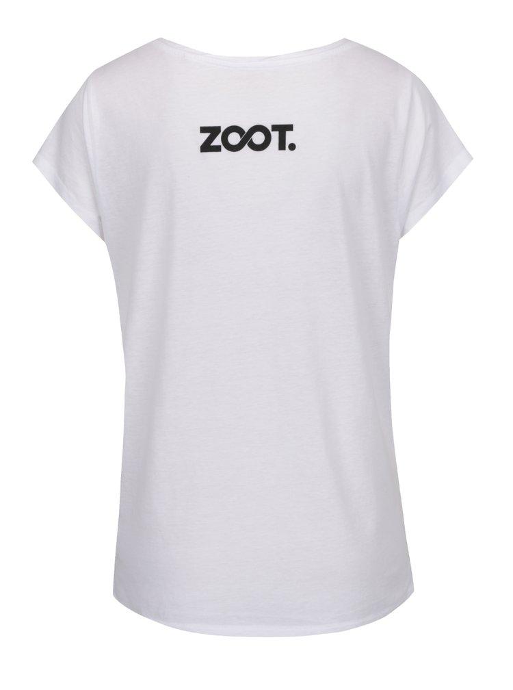 Bílé tričko s potiskem Batiste Original + DÁREK: suchý šampon