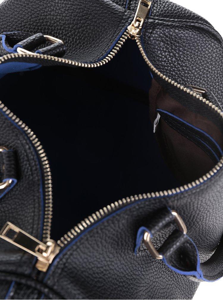 Černá kabelka Fez by Fez Baulleto