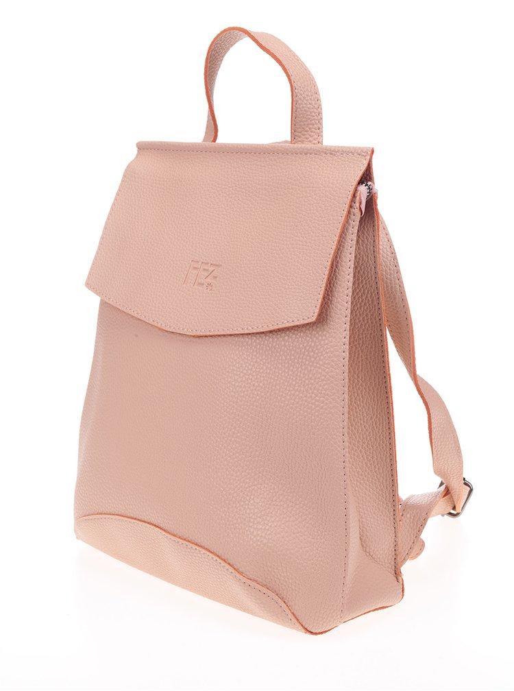 Růžový batoh Fez by Fez Zaino