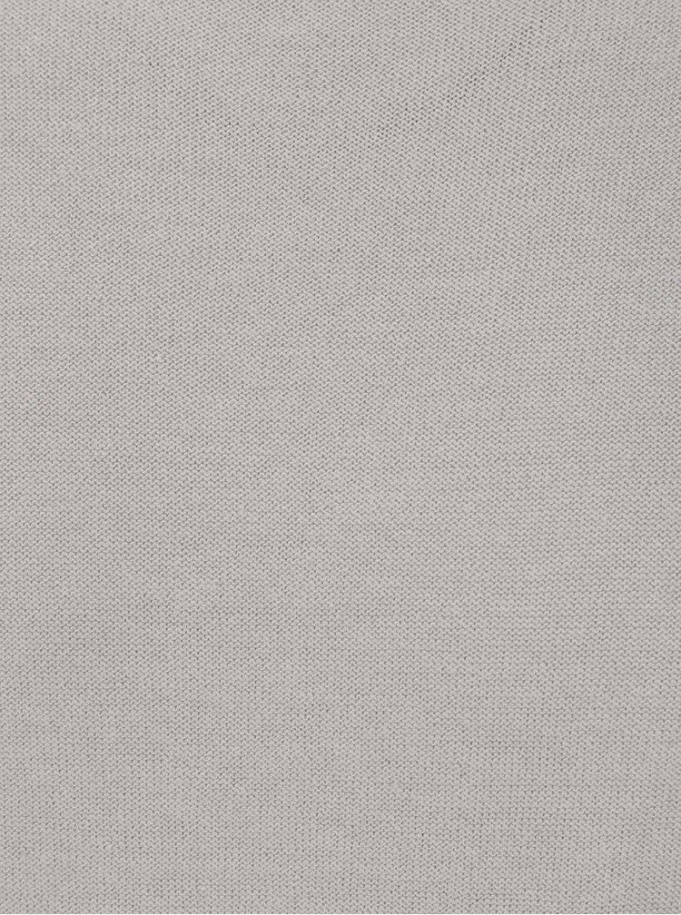 Bluză subțire gri Jack & Jones Belmont din bumbac