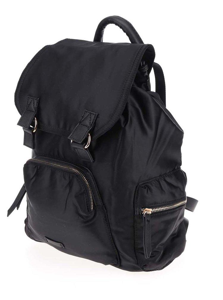 Černý batoh Haily's Bomba