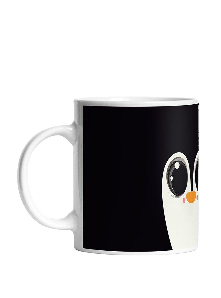 Cana neagra cu pinguin Butter Kings