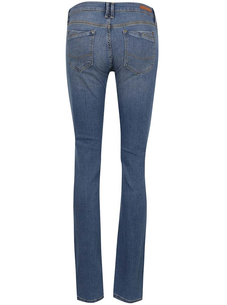 Blugi albaștri de damă Cross Jeans
