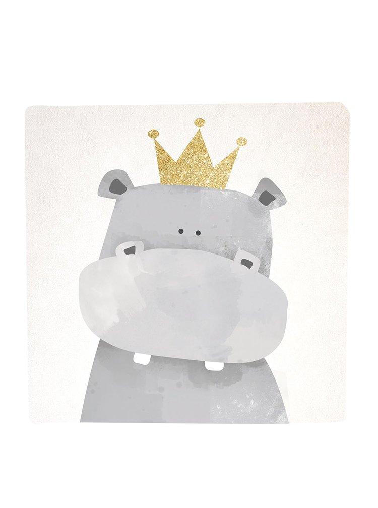 Tablou decorativ cu print Butter Kings