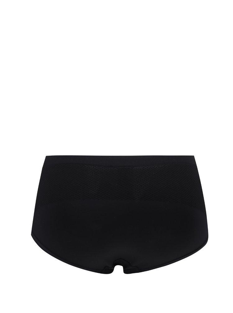 Černé sportovní kalhotky ICÔNE T06