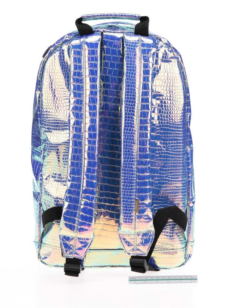 Rucsac de dama Spiral 18 l cu print holografic