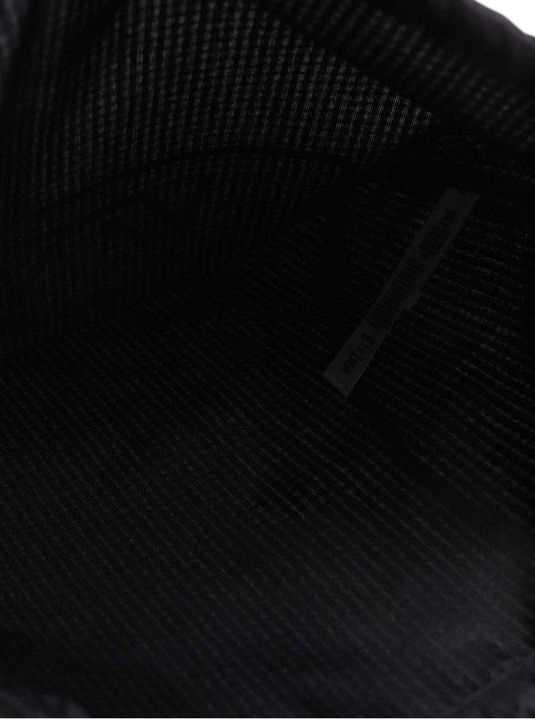 Černý unisex vak s potiskem VANS League bench
