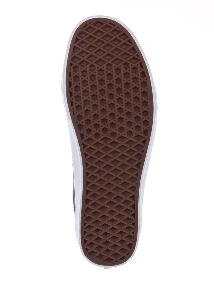 Pantofi sport albastri VANS Old skool din piele
