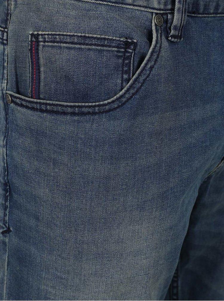 Modré pánské rovné džíny s.Oliver
