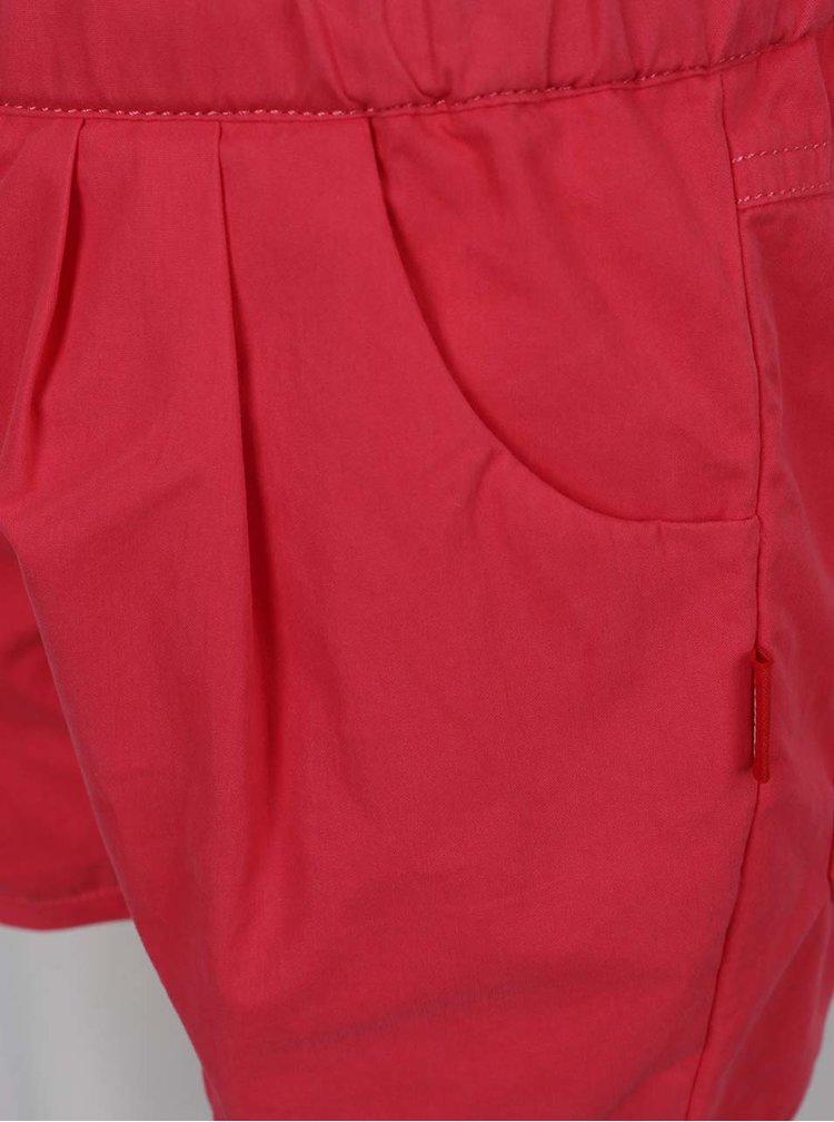 Růžové holčičí kraťasy Reima Venda